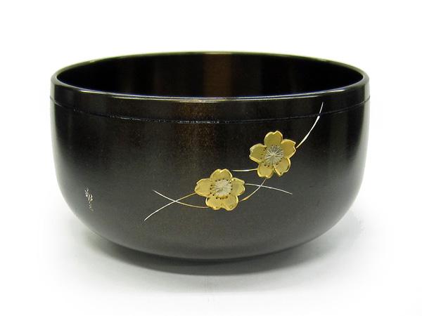 [おりん]乗光りん 花シリーズ 桜 3.5寸【はこぽす対応商品】