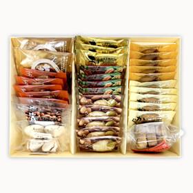バッケン風味BOX  クッキー・焼き菓子  B-4
