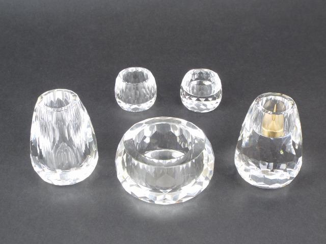 【クリスタルガラスの仏具】 姫クリヤー 2.5寸【smtb-KD】【2sp_120314_b】