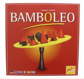 テレビでも度々紹介され話題となったドイツ生まれの傑作バランスゲーム バンボレオ Bamboleo スーパーセール期間限定 宅送