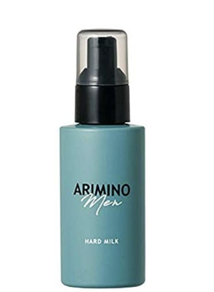 ミルク状で毛先まで伸びが良く ほどよい束感とウェット感を表現できます アリミノ 商品 メン ハード ミルク 100g 2個セット 完全送料無料
