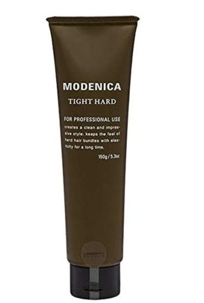 タイトにまとめる弾力性のあるスタイルに モデニカ 人気海外一番 供え タイトハードジェル#160;150g 3個セット