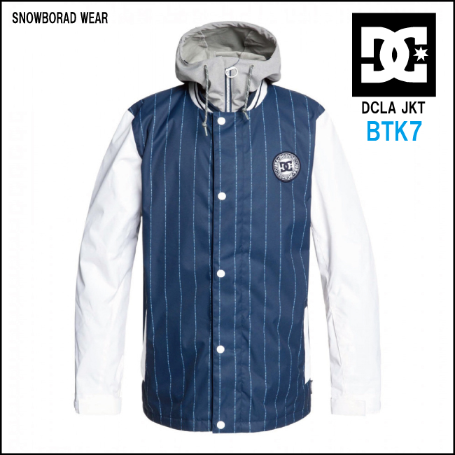 【50%OFF】スノーボード ウェア DC snowboardwear jacketディーシーウエアジャケット snowboard wear 【DCLA JKT】BTK