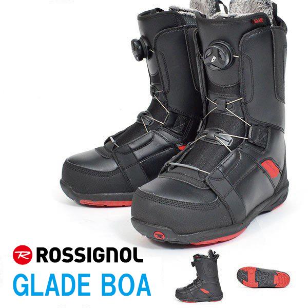 スノーボードブーツ ROSSIGNOL/ロシニョール GLADE BOAsystem18-19モデル