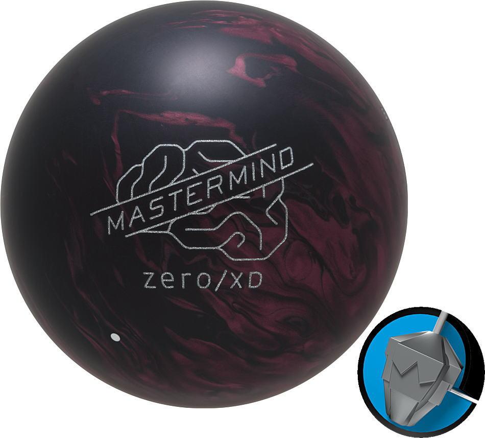 【Brunswick】 マスターマインド・ZERO・XD