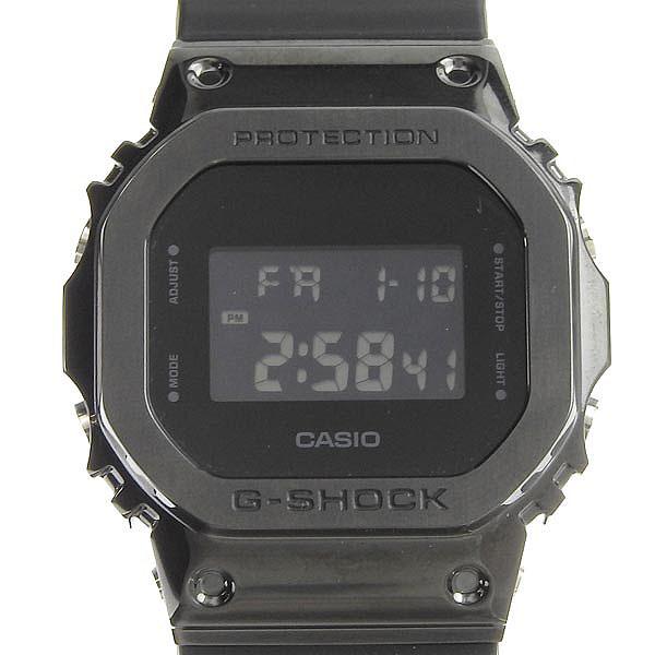 【スーパーSALE!】☆B楽市ネット店☆本物 Casio カシオ Gショック クォーツ 腕時計 GM-5600B 【時計】【中古】【美品】