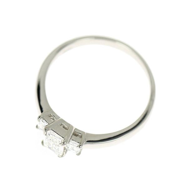 B楽市本店 本物 プラチナ Pt950 ダイヤモンド 0 51ctD IF EM0 25ct リング 指輪 12号 展示品b6Y7vfgy