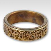 アラベスクアンティークコート シルバーリング(指輪)*FREE STYLE(フリースタイル)
