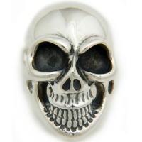 BWL(ビルウォールレザー) ヘヴィマスターホールズスカル シルバーリング(指輪)Master Skull