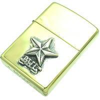 ブラススターブラススター シルバージッポライター*BWL(ビルウォールレザー)Star, オオイグン:bab5fc31 --- officewill.xsrv.jp