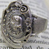 マファルダWHブラスリング(指輪)*Gaudi(ガウディジュエリー)