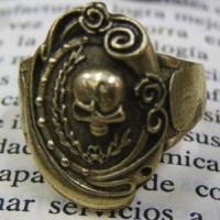 マファルダYLブラスリング(指輪)*Gaudi(ガウディジュエリー)