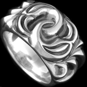 ロンワンズ(LONE ONES)*コスミックユニオン シルバーリング(指輪)