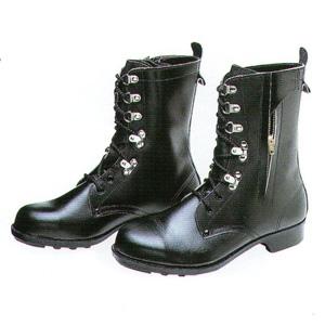 安全靴640【チャック付き安全靴】