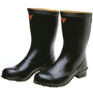 安全靴9208安全耐油ゴム長靴【安全長靴】シバタ工業 送料無料