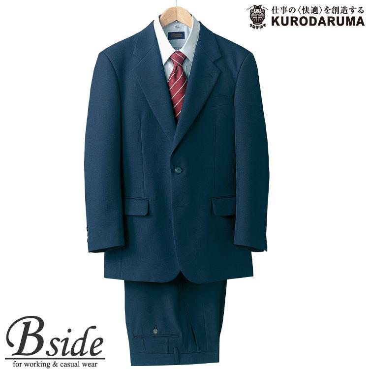 【クロダルマ】 33008 ブレザー 上質感と清潔感を演出するビジネスアイテム