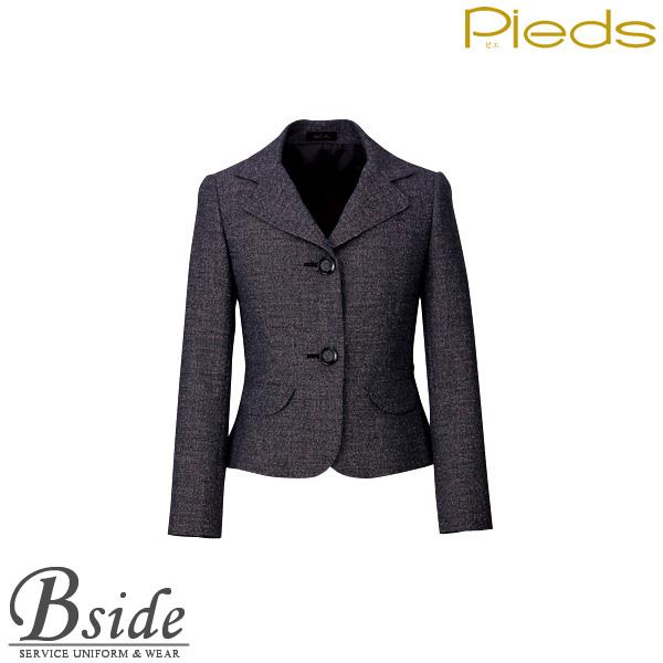 ピエ【Pieds】 ジャケット HCJ0430 オフィスで輝く上品なジャケット 【ジャケット】 【レディース】  0430・0431 series