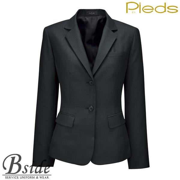 ピエ【Pieds】 ジャケット HCJ9550 オフィスで輝く上品なジャケット 【ジャケット】 【レディース】  9550 series