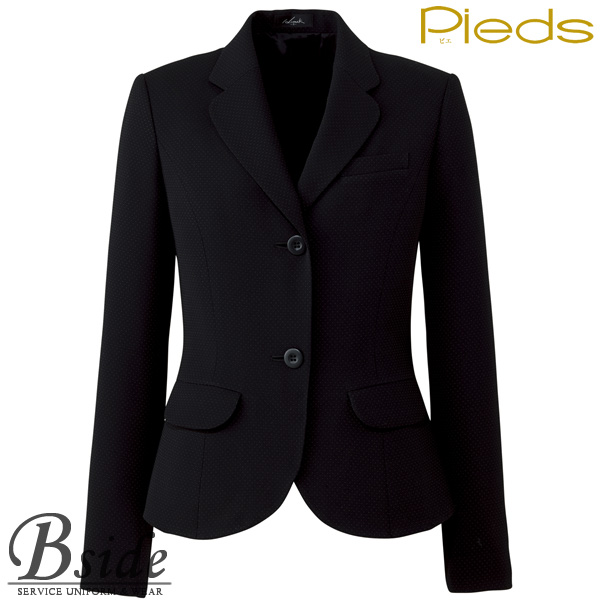ピエ【Pieds】 ジャケット HCJ9570 オフィスで輝く上品なジャケット 【ジャケット】 【レディース】  9570 series