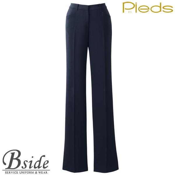 ピエ【Pieds】 パンツ HCP3500 適度な伸縮性があるストレッチ素材。カラダへの負担を軽減します。 【制服 パンツ】 【レディース】  3500 series