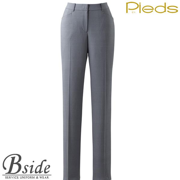 ピエ【Pieds】 パンツ HCP3600 ときにカッコよく ときにエレガンス 極上の着心地スーツ 【制服 パンツ】 【レディース】  3600 series