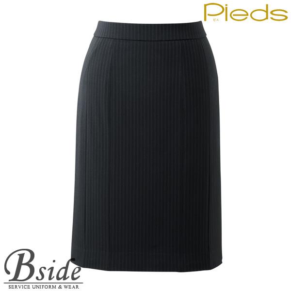 ピエ【Pieds】 スカート HCS3600 ときにカッコよく ときにエレガンス 極上の着心地スーツ 【スカート】 【レディース】  3600 series