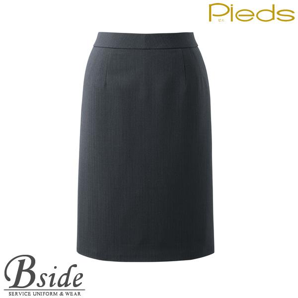 ピエ【Pieds】 スカート HCS3610 上質ウールの風合いを実感 一年中、心地いい調温調湿素材 【スカート】 【レディース】  3610 series