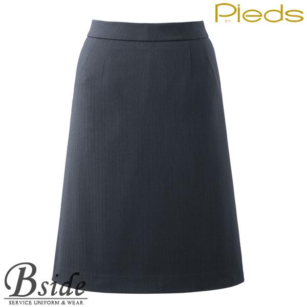 ピエ【Pieds】 Aラインスカート HCS3612 上質ウールの風合いを実感 一年中、心地いい調温調湿素材 【スカート】 【レディース】  3610 series