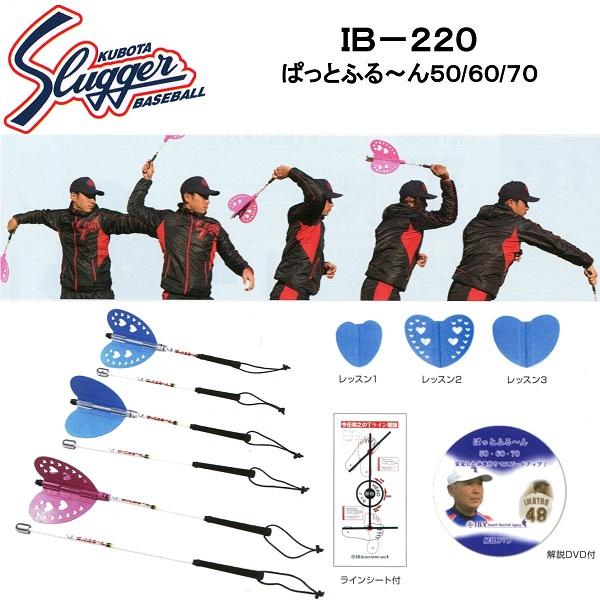 久保田スラッガー ぱっとふる~ん IB-220