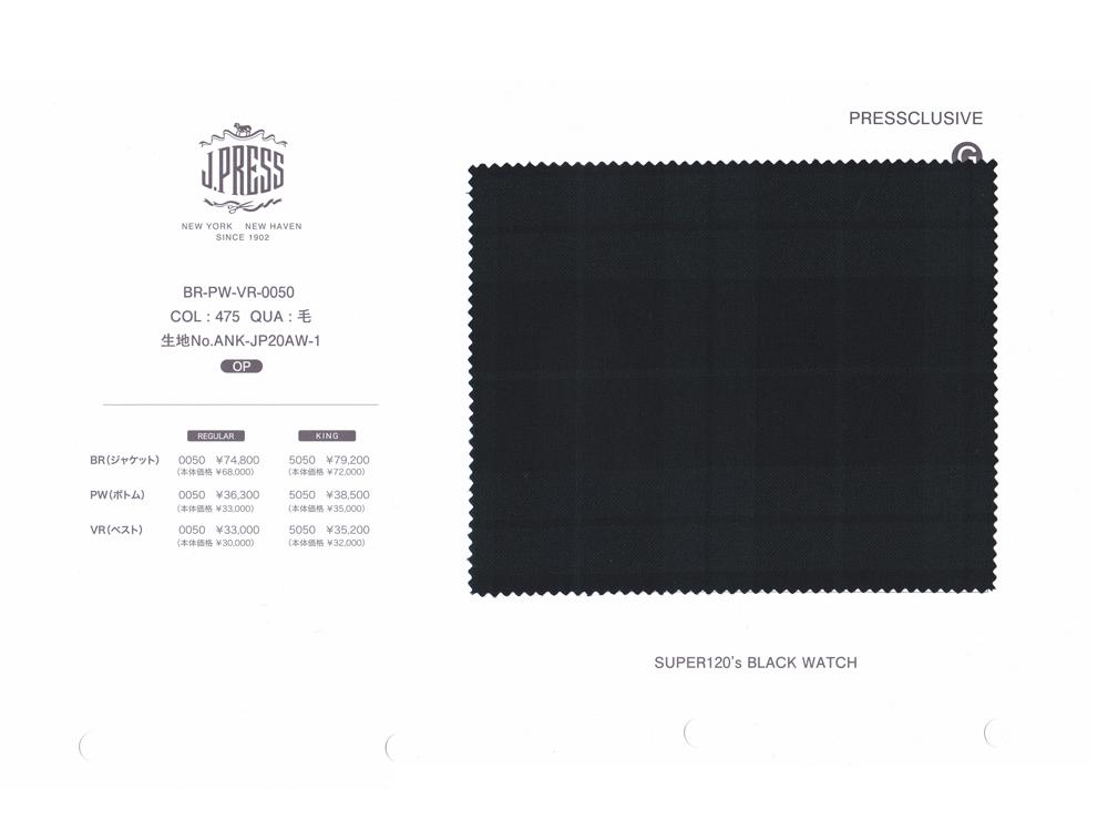 Jプレス J.PRESS(ジェイ・プレス) MEN パターンメイド 国内縫製 AB体 新型モデル ブラックウォッチ ブレザー 3釦段返り 銀メタル釦 2020年秋・冬モデル 準定番 Jプレス メンズ 3週間程度 CLASSICS 3Bモデル ややゆったり AB3~AB8