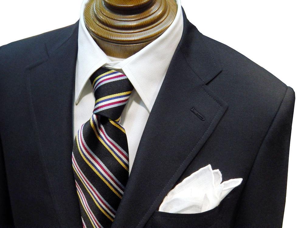 Jプレス J PRESS ジェイ・プレスMEN パターンメイド 国内縫製 AB体 トロピカル 紺ブレザー 3釦段返り 金メタル釦 1型 春・夏モデル 定番 Jプレス メンズ 3週間程度 AUTHENTICモデル ややゆったり AB3~AB8HYDIW29E