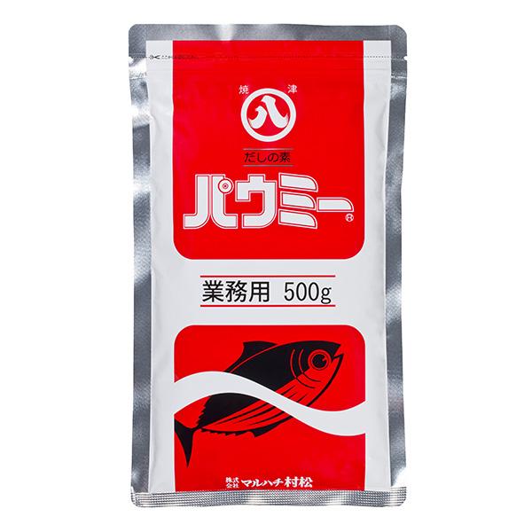 マルハチ村松 食品 その他 だしの素 国内送料無料 パウミー 500g 並行輸入品