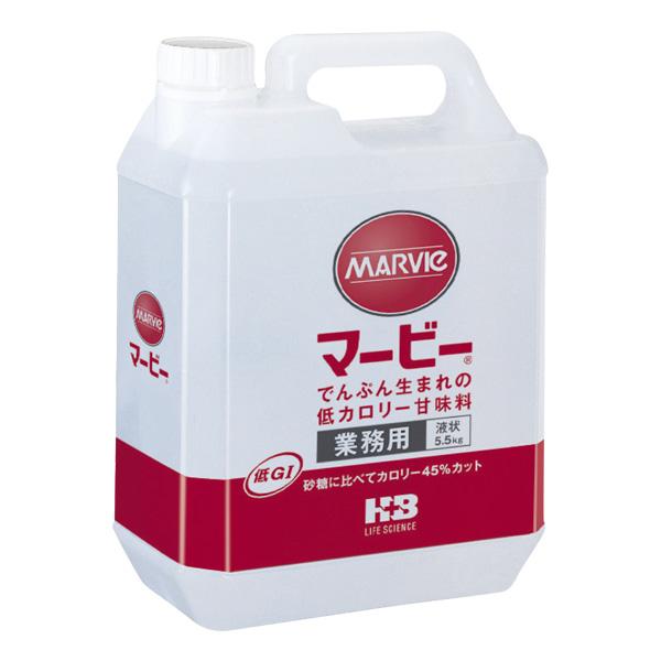 マービー 低カロリー 液状業務用 5.5kg 【2本購入で送料無料】