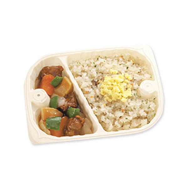 【冷凍】いきいき御膳シリーズ チャーハン&酢豚 295g [腎臓病食/低たんぱく食品/たんぱく調整]