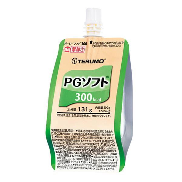 流動食 PGソフト 200g×24個 【2ケース購入で送料無料】