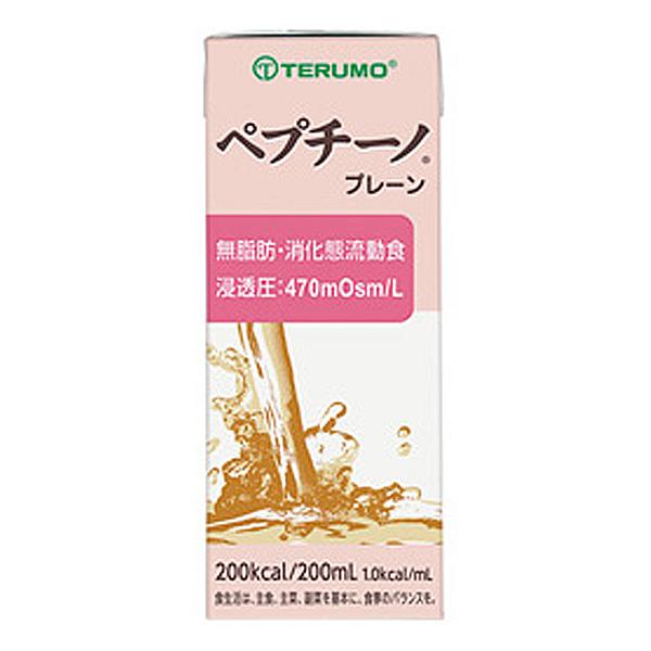 流動食 ペプチーノ 200ml×24個 【2ケース購入で送料無料】