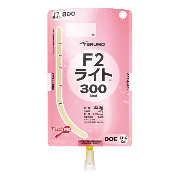 流動食 F2ライト エフツーライト300kcal 400g×16 【2ケース購入で送料無料】