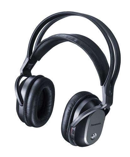 新品 あす楽 パナソニック Panasonic 密閉型ヘッドホン ワイヤレス 7.1ch ブラック RP-WF70-K