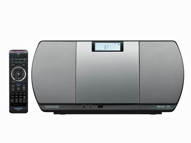新品 ケンウッド Bluetooth機能搭載 CD/USB対応ラジオ KENWOOD CR-D3-S