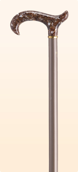 ステッキ 杖 おしゃれ ガストロック Gastrock ブナ製 一本杖 GA-69