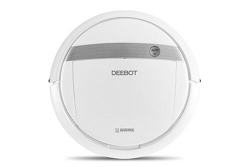 新品 床用ロボット掃除機 DEEBOT プラチナホワイト DM88 エコバックス