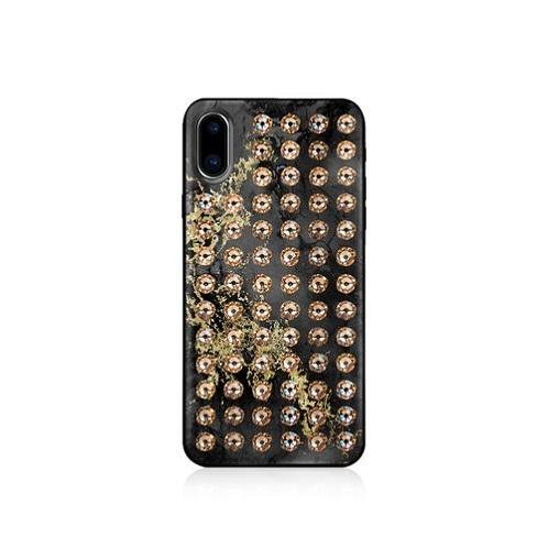 スマホ ケース iphone BM_I8NCSDLVP_OG Bling My Thing ExtravaganzaPureM iPX/Onyx + Gold