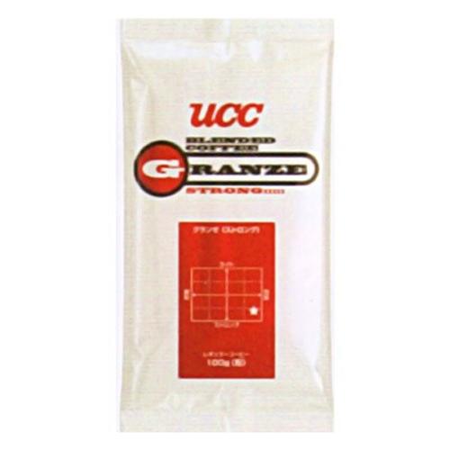 UCC上島珈琲 UCCグランゼストロング(粉)AP100g 50袋入り UCC301196000