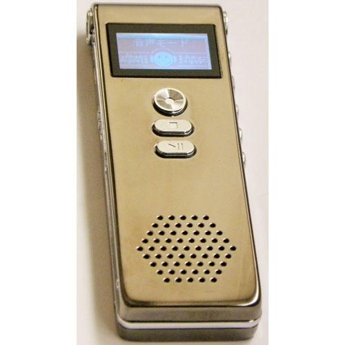 キヨラカ 250時間ICレコーダー 長録くん WK-I01