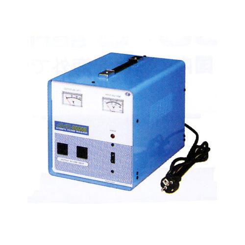 スワロー電機 受注生産のため納期約2週間電圧安定装置170~260V→100V 2000W AVR-2000E