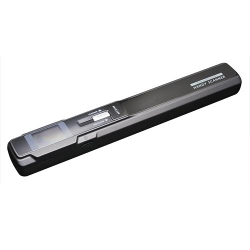 ミヨシ ポータブルモバイルスキャナー 黒 900DPI UMSC-05