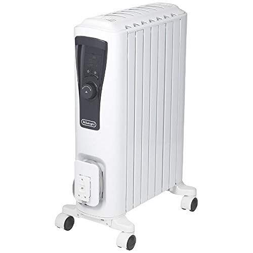新品 デロンギ オイルヒーター(8~10畳)【暖房器具】De'Longhi UniCald(ユニカルド) RHJ65L0712 送料無料(一部地域除く)