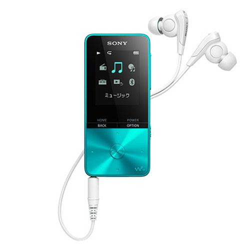 新品 ソニー SONY DAP ウォークマン NW-S313 L ブルー