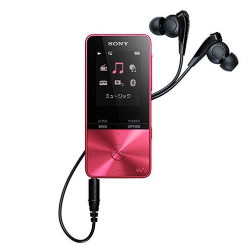 音楽も語学も 手の中で軽やかに スーパーセール期間限定 新品 ソニー SONY NW-S315 ビビッドピンク ウォークマン DAP P 数量限定アウトレット最安価格