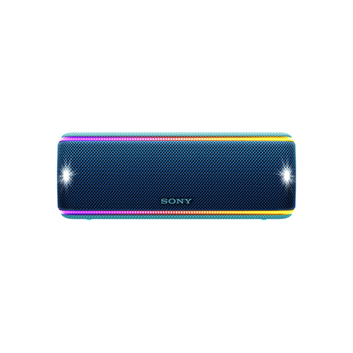 新品 ソニー SONY Bluetoothスピーカー SRS-XB31 L ツートーンブルー
